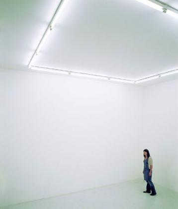 Minimalist art critic Jacques de Love feels room is 'Still too cluttered'